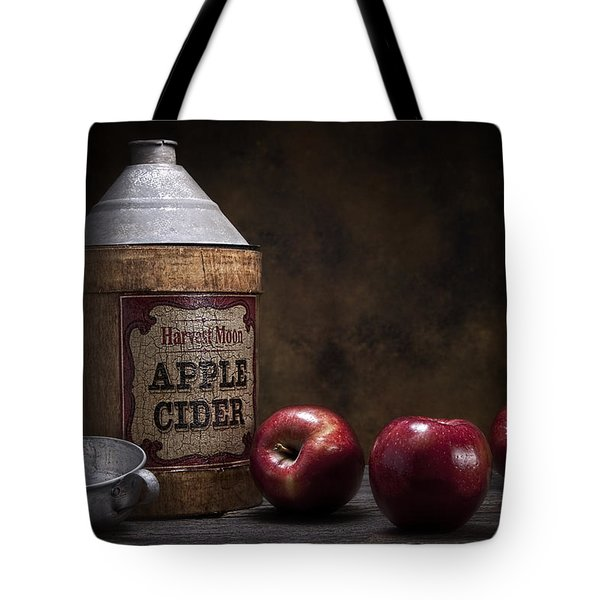 Apple Cider Still Life Tote Bag