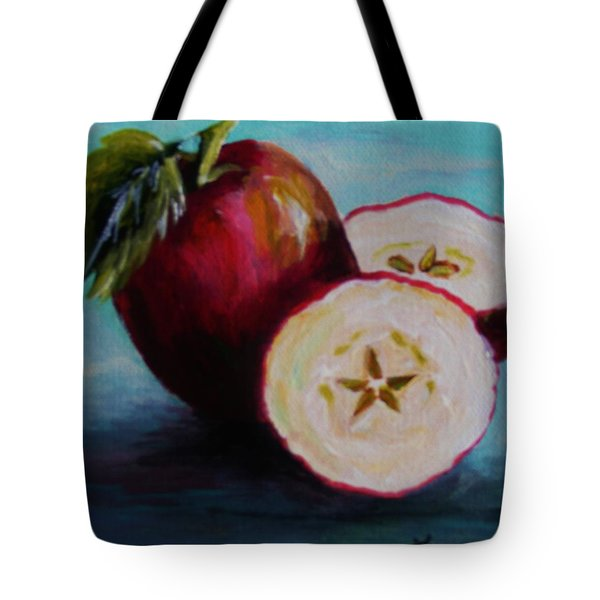 Apple Magic Tote Bag