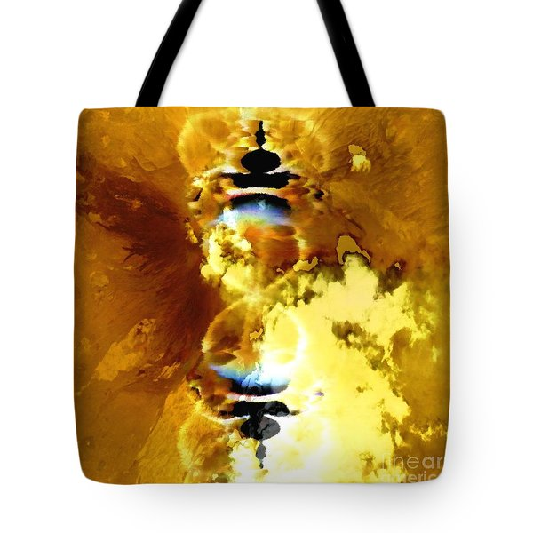 Arabian Dreams Number 2 Tote Bag