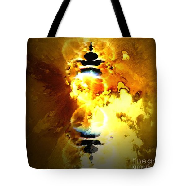 Arabian Dreams Number 5 Tote Bag