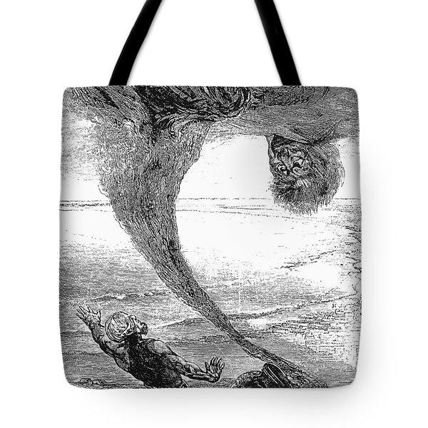 Arabian Nights, 1903 Tote Bag by Granger