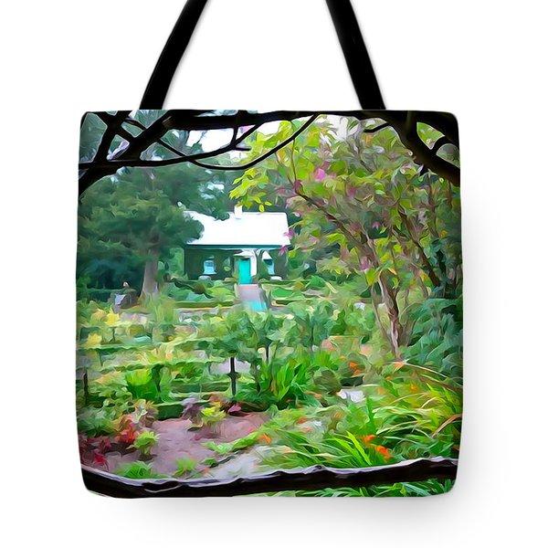 Arbor View Tote Bag