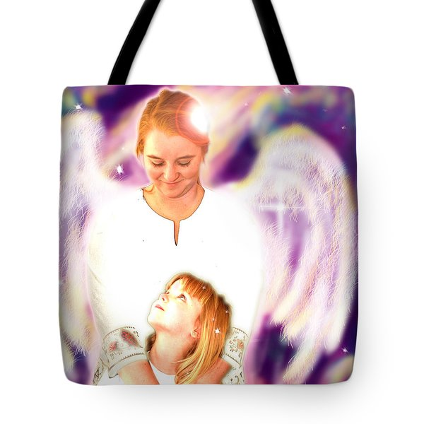Archer. Angelic 4 Tote Bag