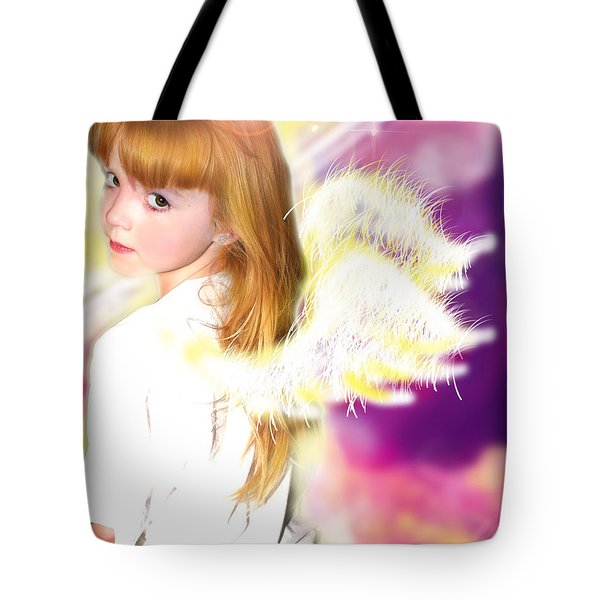 Archer.angelic 2 Tote Bag