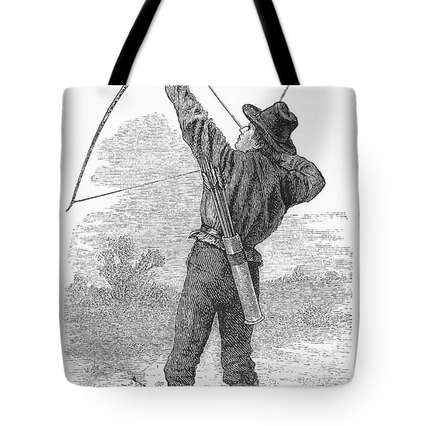 Archery, C1880s Tote Bag by Granger