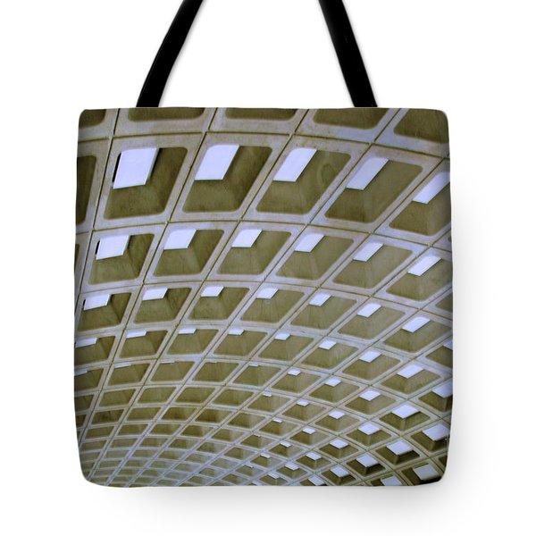 Arches Tote Bag by Mark Dodd