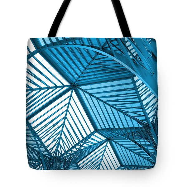 Architecture Design Tote Bag by Carlos Caetano