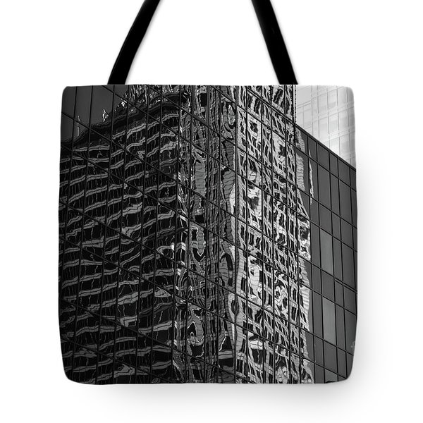 Architecture Reflections Tote Bag