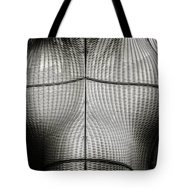 Architectures Mind Games Tote Bag