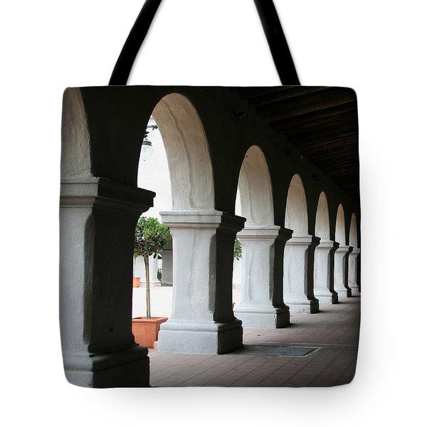 Archways Tote Bag