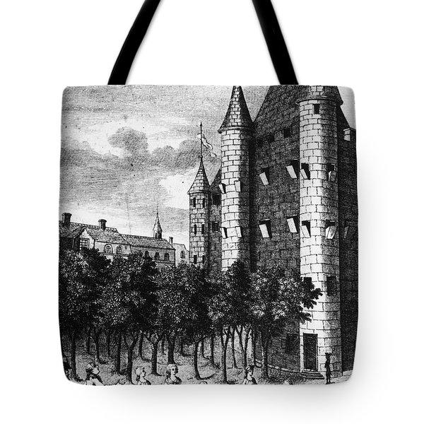 Aristocrat Prisoners, C1793 Tote Bag by Granger