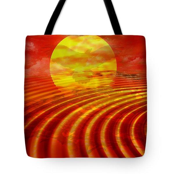 Arizona Tote Bag by Robert Orinski