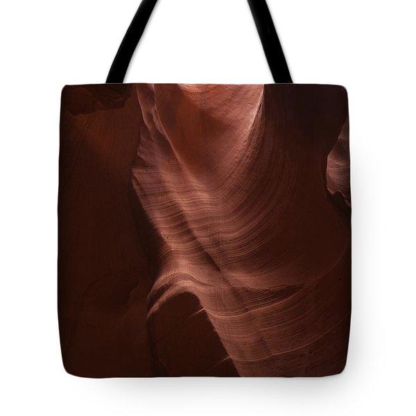 Arizona Slot Canyon Tote Bag by Andrew Soundarajan
