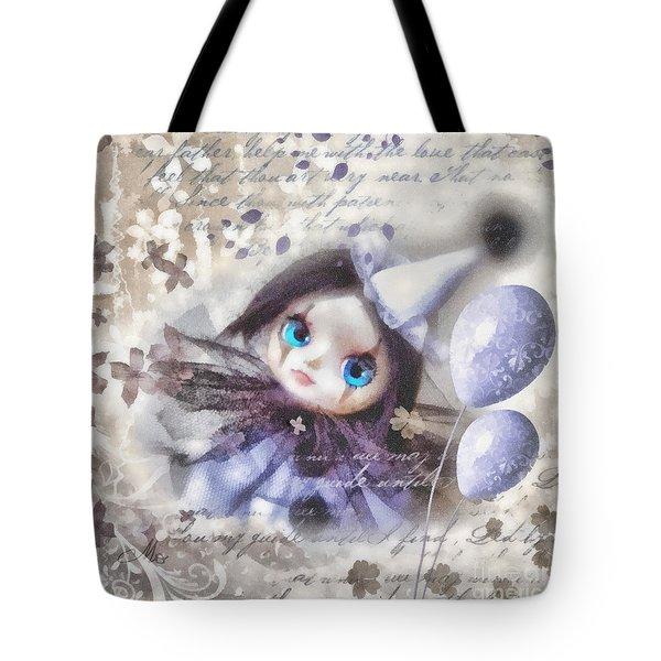 Arlequin Tote Bag by Mo T