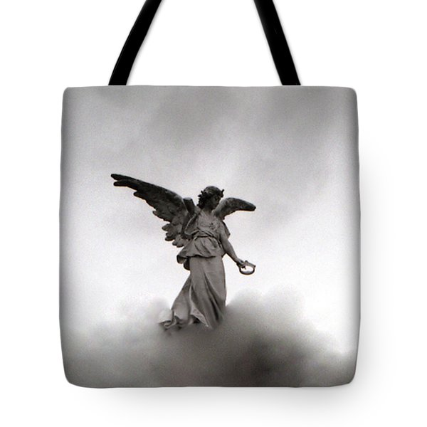 Armless Angel Tote Bag