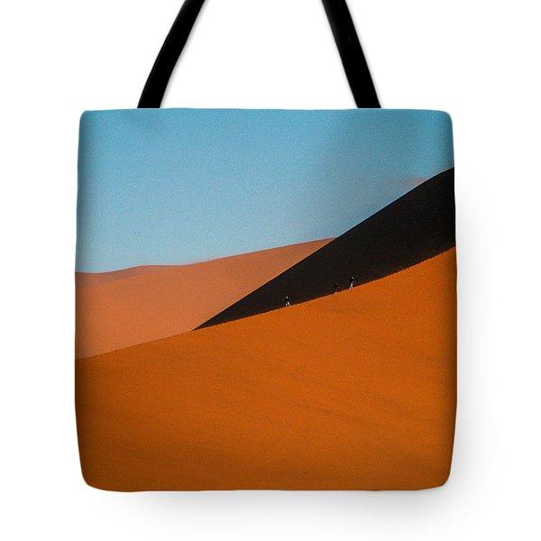 Around The Edge Tote Bag