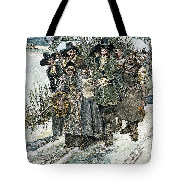 Arresting A Witch Tote Bag by Granger