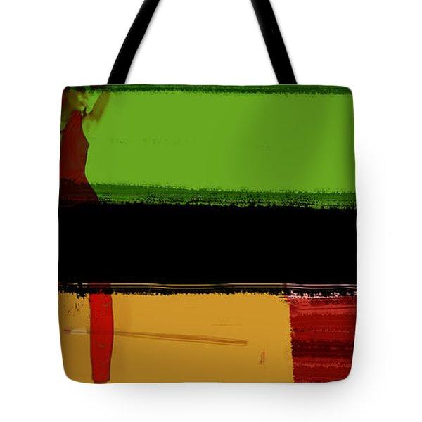 Art And Fashion Tote Bag