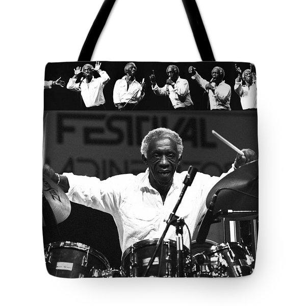 Art Blakey 1 Tote Bag
