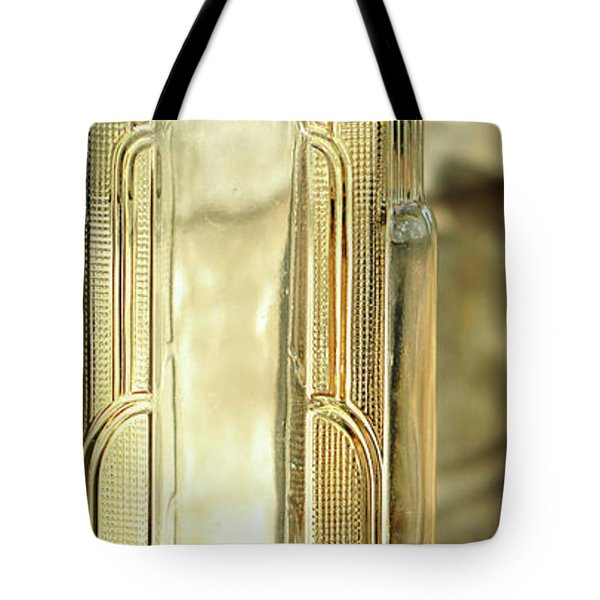 Art Deco Form And Function Tote Bag by Rebecca Sherman