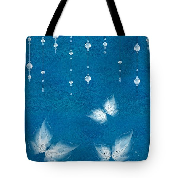 Art En Blanc - S11dt01 Tote Bag by Variance Collections