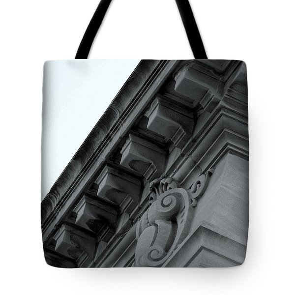 Art Is In The Details Tote Bag by Theresa Johnson