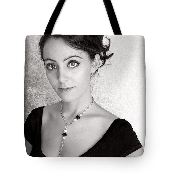 Art Jewelry Tote Bag