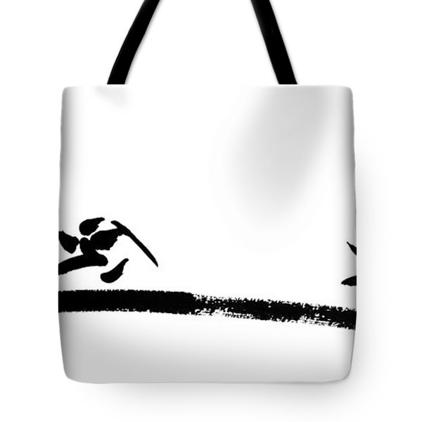 Art Of War Tote Bag