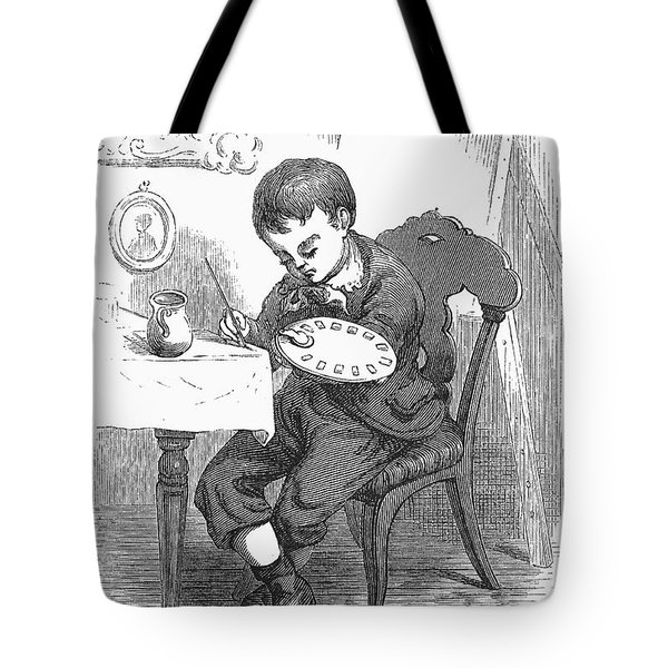 Artists Son Tote Bag by Granger