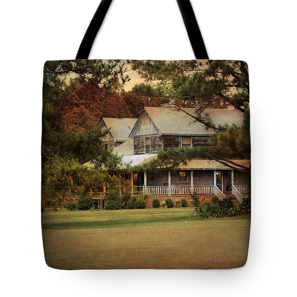 As Evening Falls Tote Bag by Jai Johnson