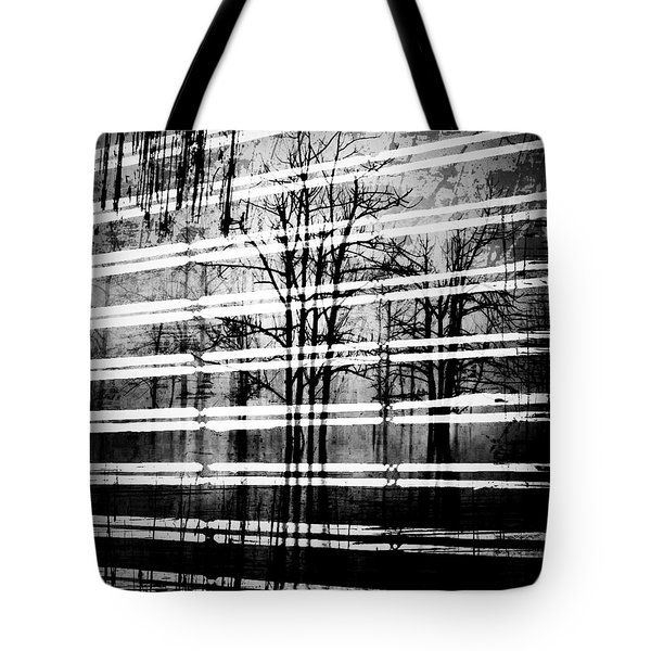 As The Swamp Sleeps Tote Bag by Jerry Cordeiro