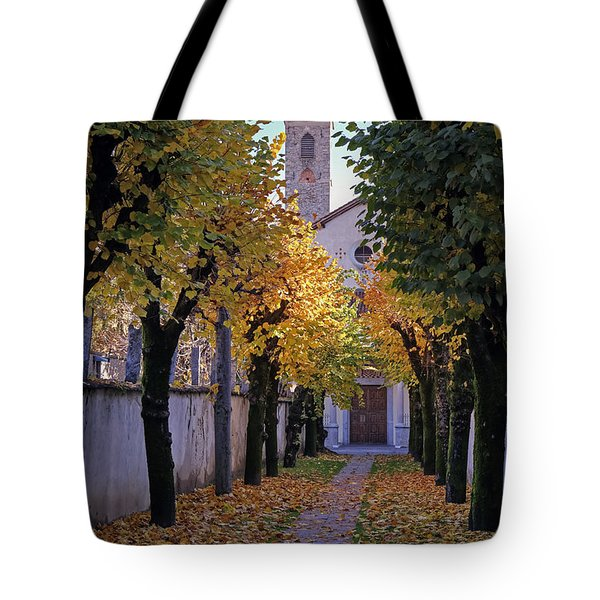 Ascona - Collegio Papio Tote Bag by Joana Kruse