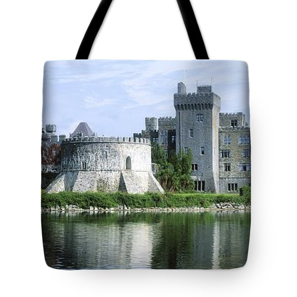 Ashford Castle, Lough Corrib, Co Mayo Tote Bag by The Irish Image Collection