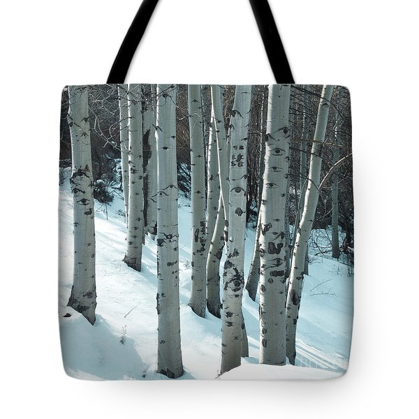 Aspen Have Eyes Tote Bag