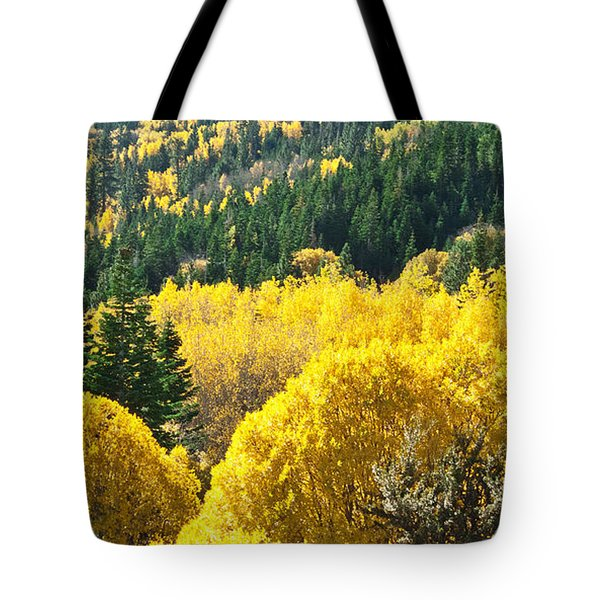 Aspen Hunt Tote Bag