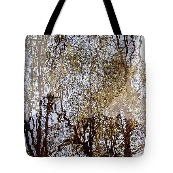 Asphalt - Portrait Of A Boy Tote Bag