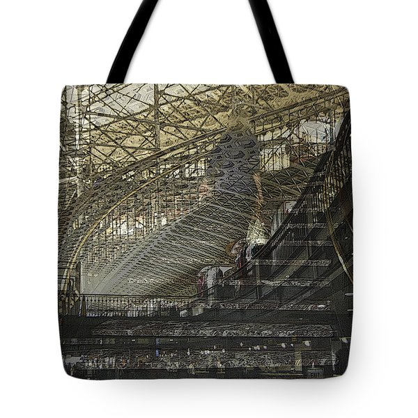 Asphalt Series - 4 Tote Bag