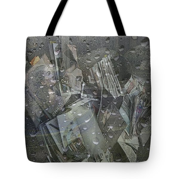 Asphalt Series - 5 Tote Bag