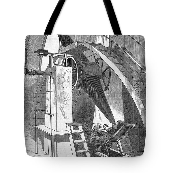 Astronomer, 1869 Tote Bag by Granger