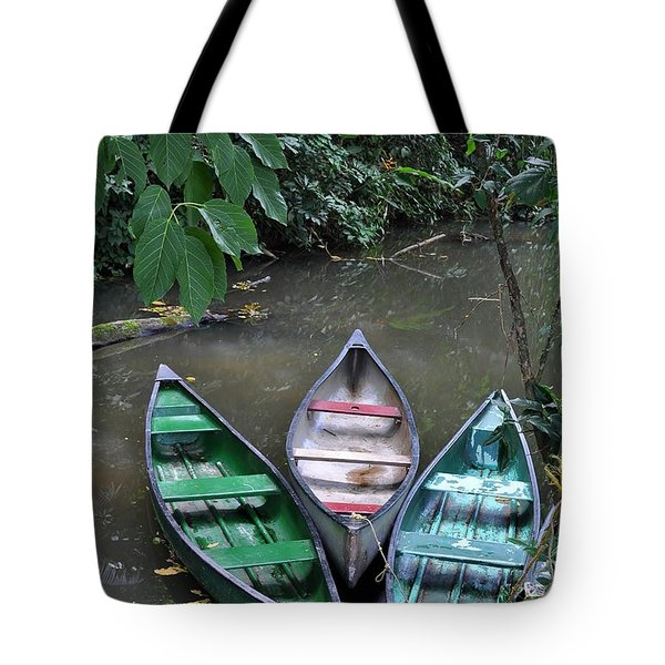 At Rest Tote Bag by Li Newton