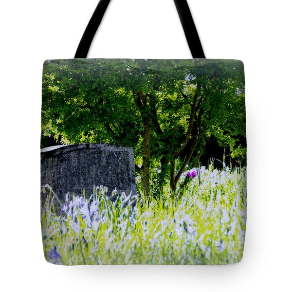 At Rest Tote Bag by Marilyn Wilson