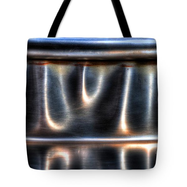 At The Bend Tote Bag by Michael Garyet