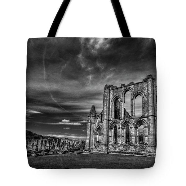 At The Dreamscape Ruins Tote Bag by Evelina Kremsdorf