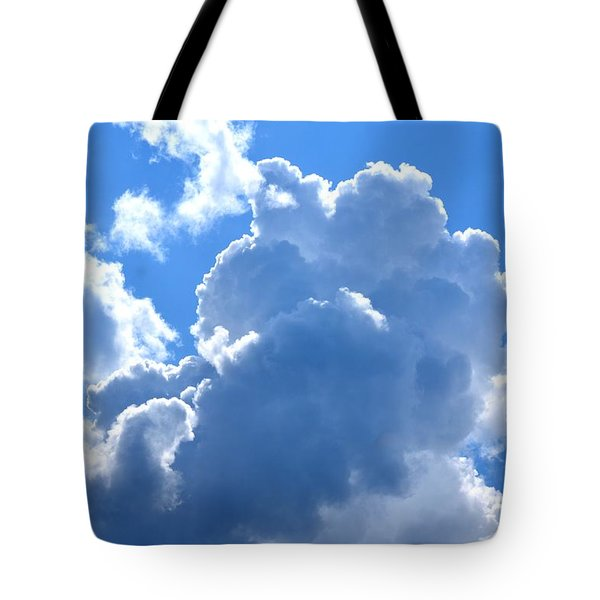At The Foot Of God Tote Bag by Maria Urso