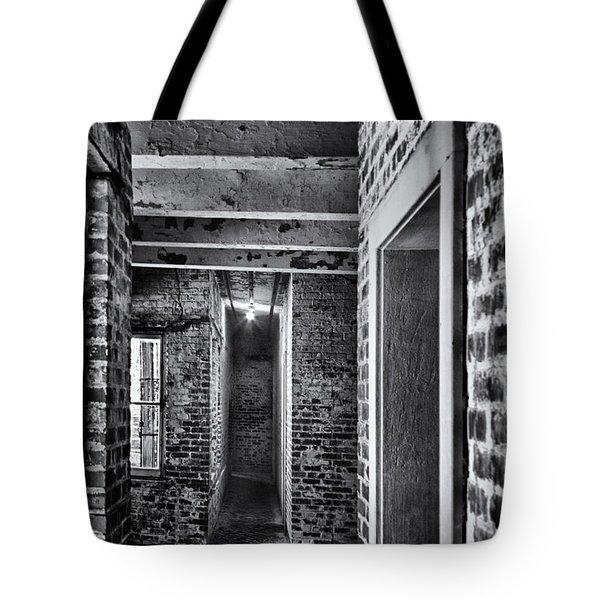 Atalaya Castle 5 Tote Bag by Roger Wedegis