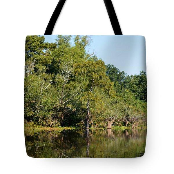 Atchafalaya Basin 7 Tote Bag