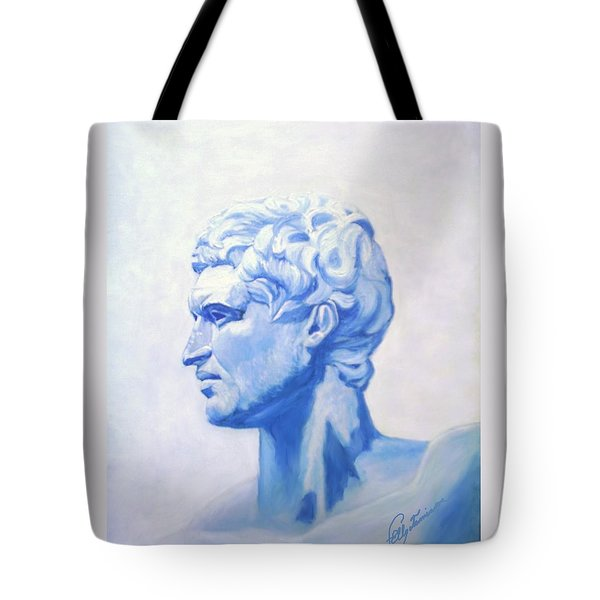 Athenian King Tote Bag