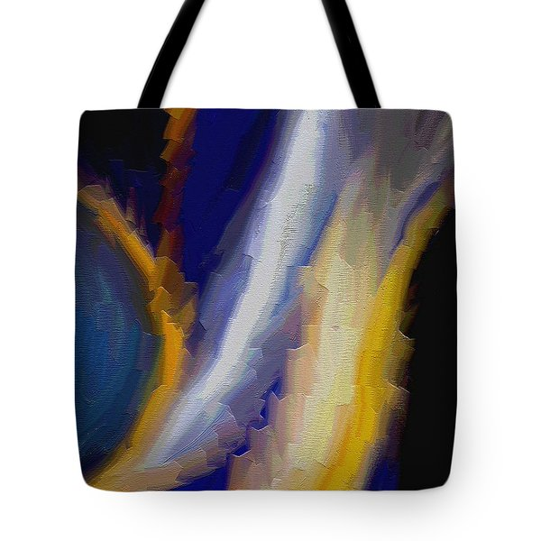 Atlantis Tote Bag by Ely Arsha