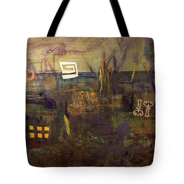 Atlantis Tote Bag by Katie Black