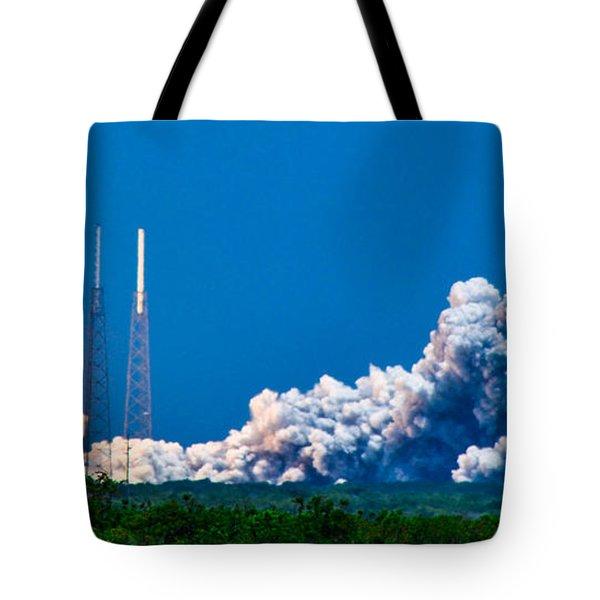 Atlas Launch Tote Bag